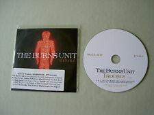 THE BURNS UNIT Trouble promo CD single Emma Pollock Karine Polwart King Creosote