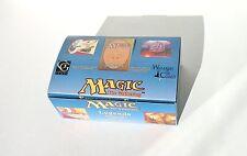 Magic The Gathering MTG Legends edition box. NR mint