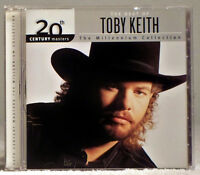 The Millennium Collection: Best of Toby Keith (CD, Mar-2003, Universal)