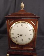 Wooden Antique Bracket Clocks