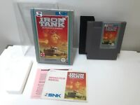 Iron Tank - NES NINTENDO GAME *complete in box, excellent condition, Very Rare!!
