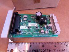 SATO SR-EXT-25 Rev. 1.0External Signal Interface Card Board EXT(25P) 25 Pin