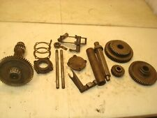 1944 Ford 2n Tractor Transmission Gears Forks Parts Etc 9n