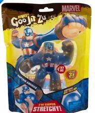 Heroes of Goo Jit Zu - Marvel Superheroes, Captain America