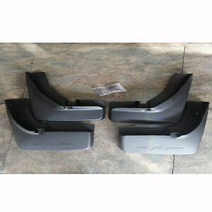 Front & Rear Mud Flaps 82214137 82214136 for Dodge Ram 1500 2500 3500
