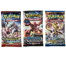 Pokemon 3 Random Booster Packs Lot