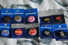 collection button badges 3