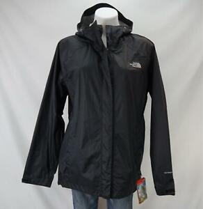 The North Face Hyvent 2.5L Waterproof Venture Jacket Black Women's XL - NWT