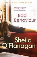 """AS NEW"" Bad Behaviour, O'Flanagan, Sheila, Book"