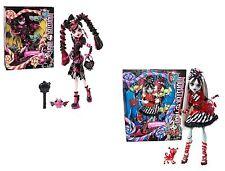 Monster High Sweet Screams Draculaura And Frankie Stein NEW SEALED