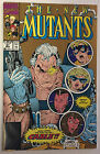 New Mutants # 87 Gold 2nd Print 1st Appearance of Cable Marvel Rob Liefeld VF/NM