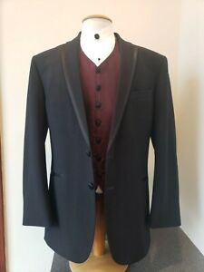 GALERIE Formal Vest & Bowtie with Shirt and Button Cover Options - Men's & Boys