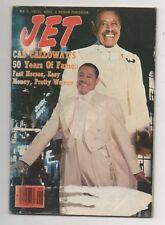 Jet MagazIne cab Calloway Cover Feb 5th, 1981