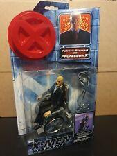 Professor X Action Figure Xmen The Movie Original Box black suit