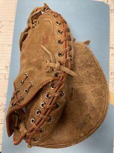 Jake Gibbs Mac Gregor Vintage Yankees 1960 Catchers Mitt Mod #40 FREE SHIPPING