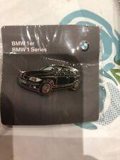 BMW 1 Series pin badge Brand New Sealed In Bag Original Merchandise Circa 2006