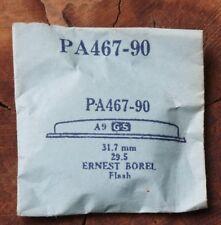 Vintage Ernest Borel Flash watch replacement crystal 31.7mm ledge & 29.5mm dome