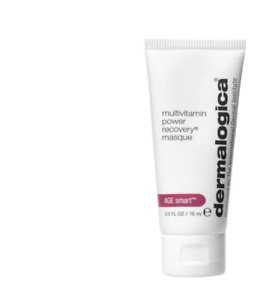 Dermalogica MultiVitamin Power Recovery Masque Travel Size, 0.5 oz / 15 ml