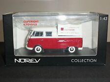 NOREV 840214 VOLKSWAGEN VW TIC DOKA TRANSPORTER DIECAST MODEL VAN