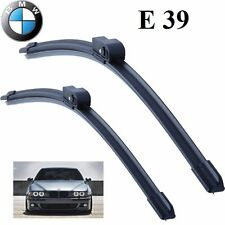 "BMW E39 523i 525i 525i 530i 540i M5 Front Wiper Blade Set 22""+26"" TECH Germany"
