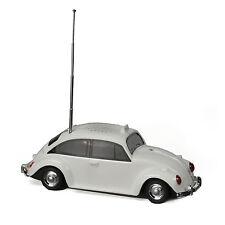 Model Käfer in weiß - UKW Radio Soundstation