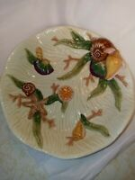 Fitz and floyd Fragrance Sea Shell Bowl With Chips
