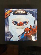 Marvel Ultimate Spider-Man Céramique Céréale / Soupe / Petit Déjeuner Bol -