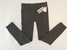 Frickles Women's Gray Stretch Pants Black Size Medium/Large New With Tags