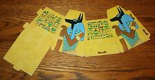 Voice of the Mummy Board Game Original PLAYER TEMPLE A 1971