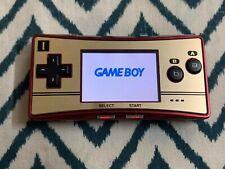 Nintendo Gameboy Micro Console Famicom Special Edition