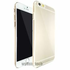For iPhone 6S 6 Plus 5S 4S Clear Transparent Case Ultra Thin Hard Cover 4.7 5.5