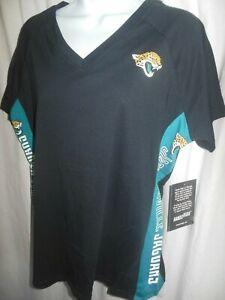 Jacksonville Jaguars NFL Women's G-III Hands/High Shirt Large or XL