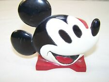 Vintage Micky Mouse Toothbrush Holder