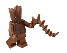 LEGO NEW Super Heroes Groot + Vine 76102 Minifigure Thor's Weapon Quest