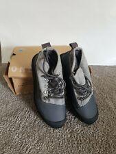 Women's NIB Cordova Tom's Castlerock Grey Light Wool Boot 6.5