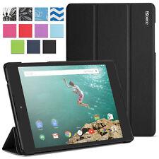 Poetic Slimline PU Leather Sleep/Wake Trifold Stand Slim Case for Google Nexus 9