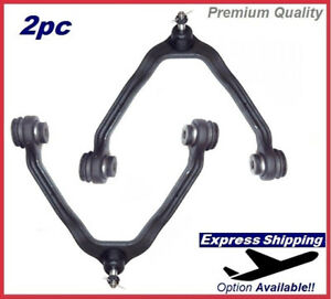 Premium Control Arm SET Front Upper For Cadillac GMC Chevrolet Kit K80942