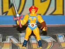 THUNDERCATS loose complete MINI LION-O with Sword of Omens MINIATURE Telepix