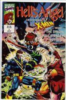 Hell's Angel #1 comic book 1992  Marvel U.K.
