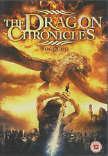 DRAGON CHRONICLES - FIRE AND ICE. Amy Acker, Tom Wisdom, John Rhys-Davies (DVD)