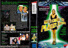 """VHS - """" Welcome to Planet EARTH ( Alien Avengers ) """" (1996) - Shanna Reed"""