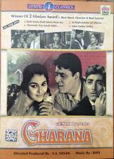 Gharana - Rajendra Kumar, Asha Parekh, Raaj Kumar - Official Bollywood Movie DVD