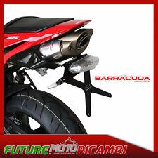 BARRACUDA KIT PORTATARGA RECLINABILE HONDA CBR 600 RR 2007-2011 LICENCE PLATE