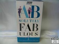 Absolutely Fabulous - Series 2 Part Two * VHS *