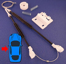 Landrover Freelander Window Regulator Repair Kit With Cables- Rear Left Door