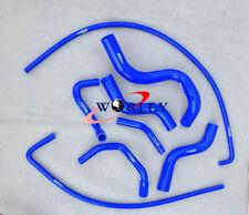 Silicone Radiator Hose Kit For HOLDEN COMMODORE VZ 3.6L V6 2004-2006 05 06 BLUE
