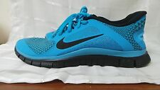 Men's Nike Free 4.0 V3 Running Shoes  630598-400  Size 8.5  122I