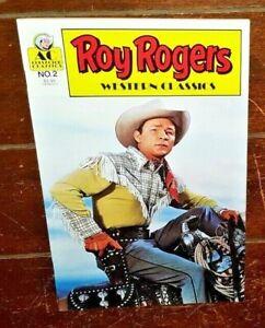 Roy Rogers Western Classics #2, (1990, AC Comics): Trail of the Bushwacker!