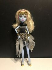 Monster High Doll Abbey Bominable 13 Wishes Haunt the Casbah