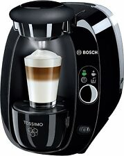 Bosch TAS2002GB Tassimo T20 Hot Beverage Machine, Gloss Black
